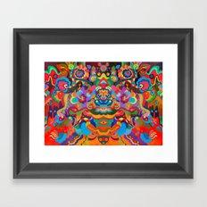 Cynosure Framed Art Print