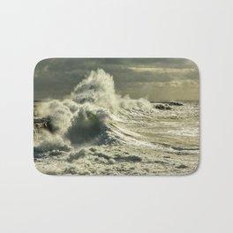 Storm Waves Bath Mat