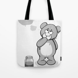 Critter Alliance - Teddy Day Trip Tote Bag