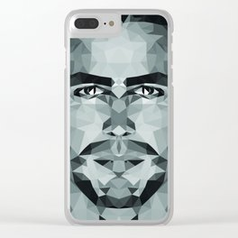 The sniper Clear iPhone Case