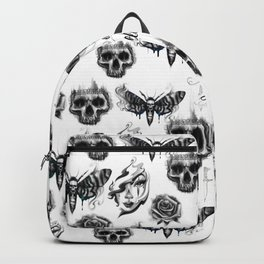 The darker side Backpack