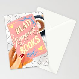 Read Romance Stationery Cards