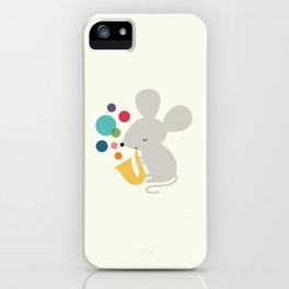 Beyond Words iPhone Case