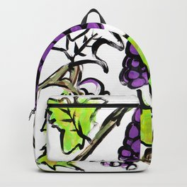 """GRAPES"" Backpack"