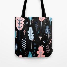 Garden Patten Tote Bag
