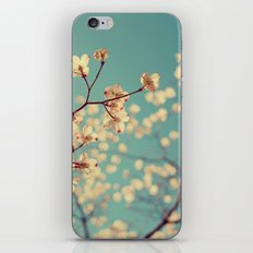 Tuesday Blues iPhone & iPod Skin