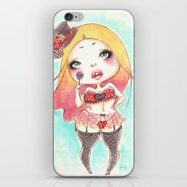 Lollipop Chubby iPhone Skin