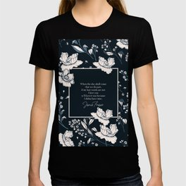 When the day shall come that we do part... Jamie Fraser T-shirt