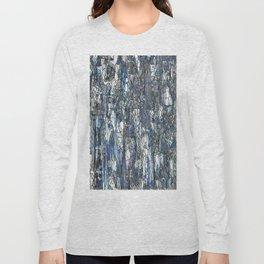 Abstract blue 2 Long Sleeve T-shirt