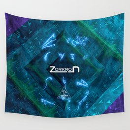 ZORKRON Wall Tapestry