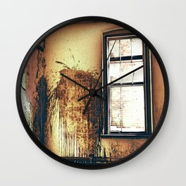 The Sickness Wall Clock