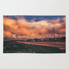 COTTON CANDY SKY Rug
