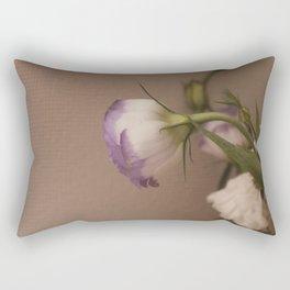 Chinese rose. tenderness ,  affection ,  gentleness ,  softness ,  caress Rectangular Pillow