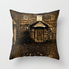 Cloister Throw Pillow