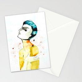 Go hug yourself Stationery Cards