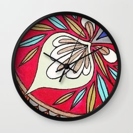 3 is the Magic Number Solo Wall Clock