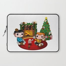 The Trouble with Christmas Laptop Sleeve