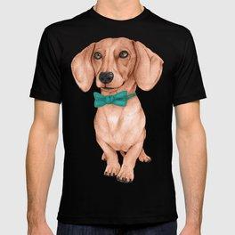 Dachshund, The Wiener Dog T-shirt
