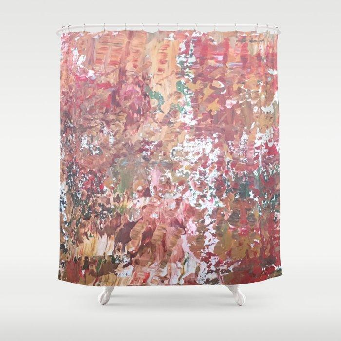 Autumnal Shower Curtain