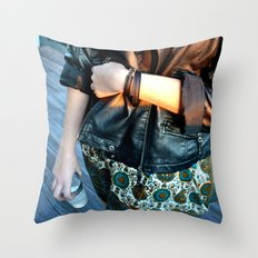 Forever Until Throw Pillow