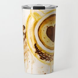 Caffee and cake Travel Mug