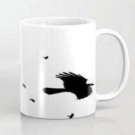A Murder Of Crows Coffee Mug