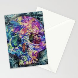 The Other Skull Stationery Cards