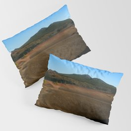 Lassen Volcanic National Park - Cinder Cone Valcano Pillow Sham