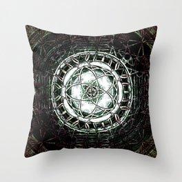 pentacle1 Throw Pillow