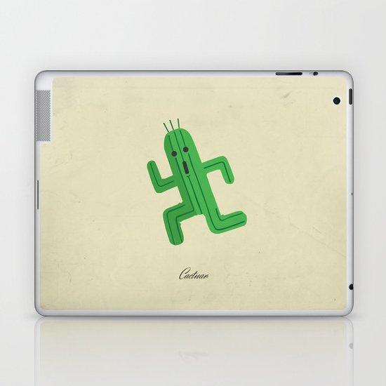 Cactuar Laptop & iPad Skin