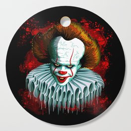 The Dancing Clown - Pennywise IT - Vector - Stephen King Character Cutting Board