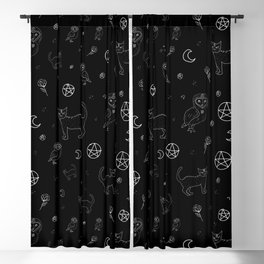 Hidden Magic Blackout Curtain