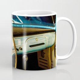 Car interior Coffee Mug