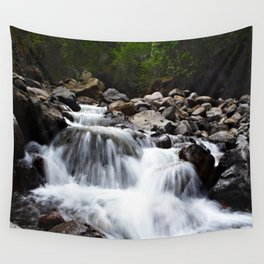 four waters of iao valley Wall Tapestry
