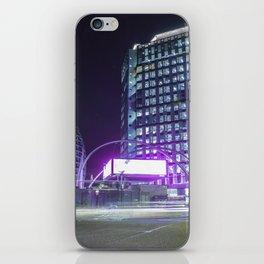 Old Street At Night iPhone Skin