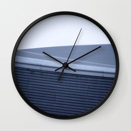 roof 2 Wall Clock