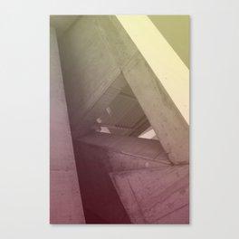 Zaha Canvas Print