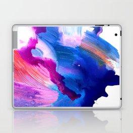 Danbury Abstract Watercolor Painting Laptop & iPad Skin