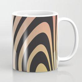 Abstract Gradient 5 Coffee Mug