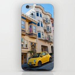 San Francisco Street iPhone Skin