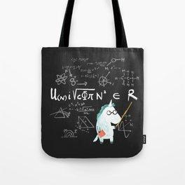 Unicorn = real Tote Bag