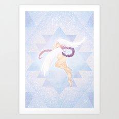 Dance of life Art Print
