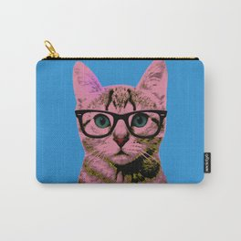 Warhol Cat 1 Carry-All Pouch