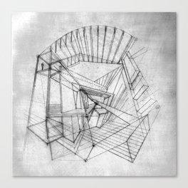 obsolescence Canvas Print