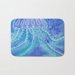 Barlings Design jelly fish 1 Bath Mat