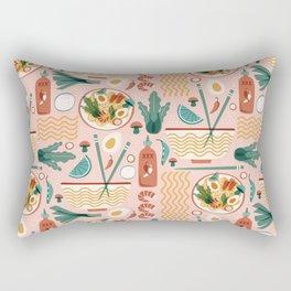 Pho Real Rectangular Pillow