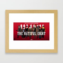 The 8tful Framed Art Print