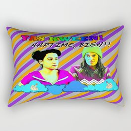 Yas Kween Rectangular Pillow