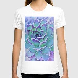 winter succulents T-shirt