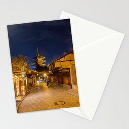 Yasaka-no-to Pagoda Stationery Cards
